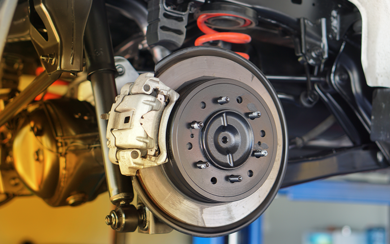 Brake Special Front or Rear Brakes