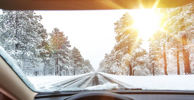 Restez au chaud lorsque vous conduisez en hiver